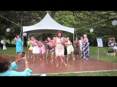 Funniest Mother of the Bride Wedding Flash Mob