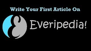 everipedia tutorial how to write your first article