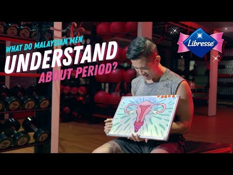 How POWER is Malaysian men's period knowledge?