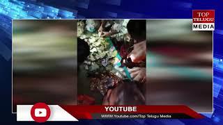 కర్నూల్ జిల్లా బనగానపల్లిలో ఇల్లు దగ్ధం  TOPTELUGUMEDIA