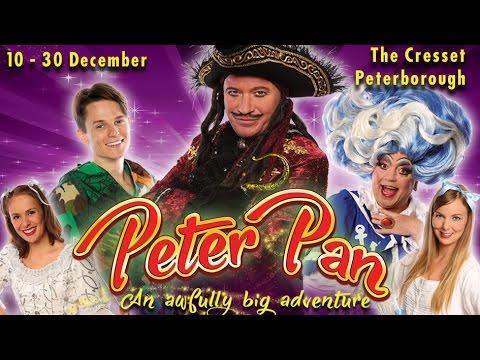 Peter Pan (2016 Xmas Panto) Trailer - The Cresset