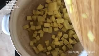 Суп-пюре из нута и цветной капусты. Рецепт вкусного крем супа.