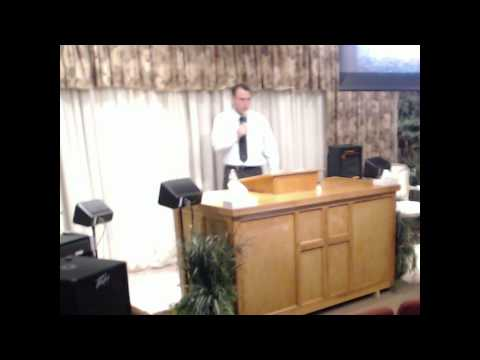 Sunday Service November 29th 2015 at Heartland Of Pentecost in Clarksville Tennessee