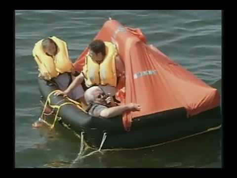 Revere Survival Products - Essentials of Using Your Liferaft p1