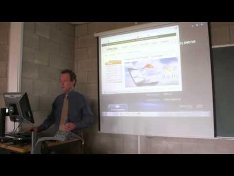 Joe Little: Journalism@UL Seminar, March 4, 2015