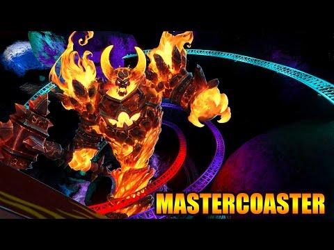 DIE BESTE BLIZZARD ACHTERBAHN - Planet Coaster - MASTERCOASTER Park Tour #9 [Deutsch / German]