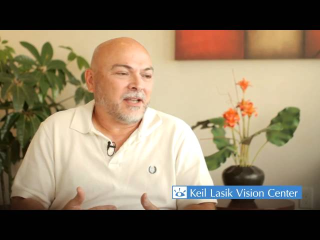 George Webb - Keil Lasik Patient Testimonial | Keil Lasik