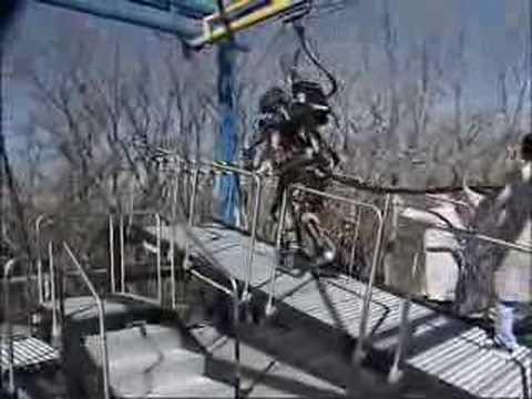Raytheon Sarcos Exoskeleton