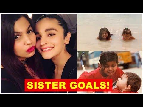 Alia Bhatt wishes sister Shaheen Bhatt on her birthday Mp3