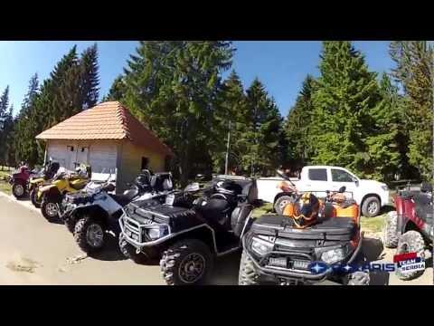 ATV CLUB Serbia, Extreme Offroad ! Golija 16-17.06.2012