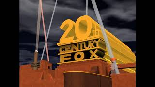 20th century Fox intro 1975 Roblox