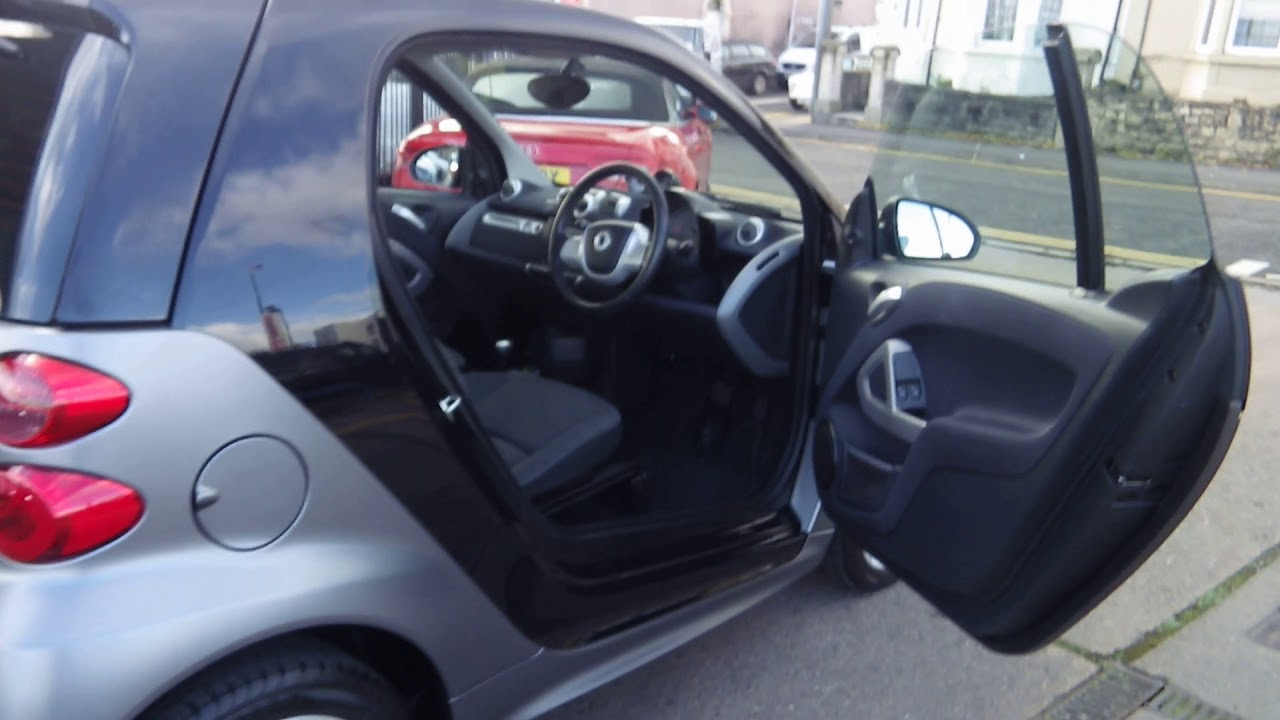 2017 Smart Fortwo Steering