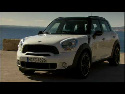 Fifth Gear: Web TV - Mini Countryman First Look