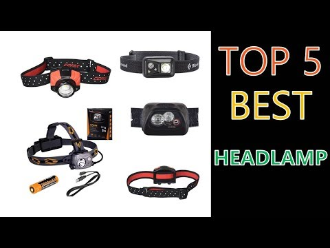 Top 5 Best Headlamp 2018