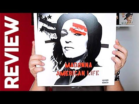 Discografia Madonna -  American Life