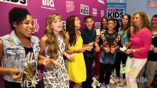 Kidz Bop 26 Kids Peform at Sweet Suite 14