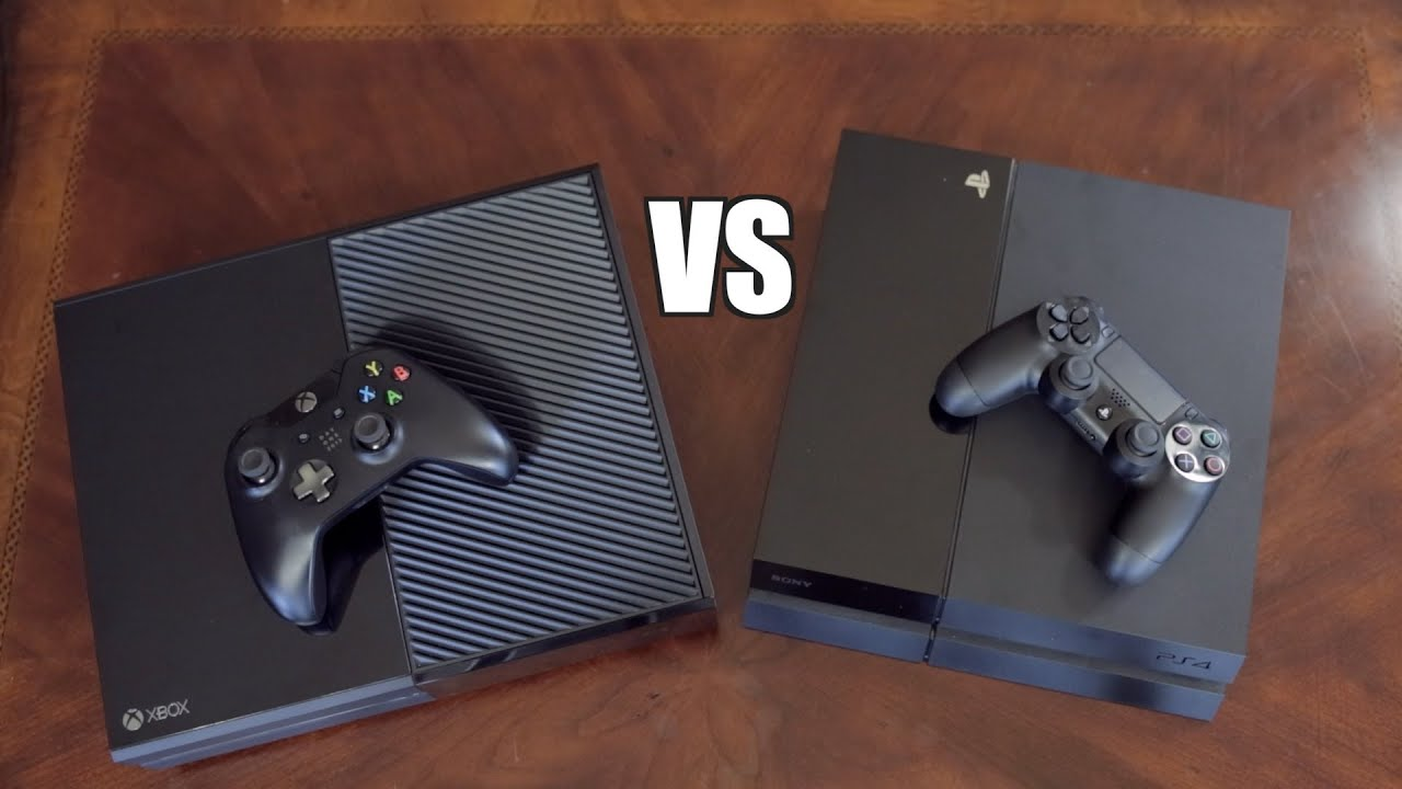Xbox One vs PS4: 4 Months Later - Who's Winning? (Review ...