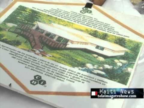 HAITI NEWS - RECONSTRUCTION, NOUVEAU MODEL DE MAISONS