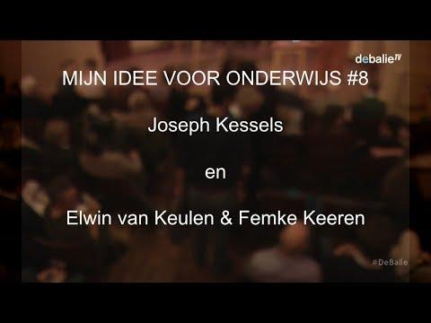 Mijn idee voor onderwijs: Joseph Kessels