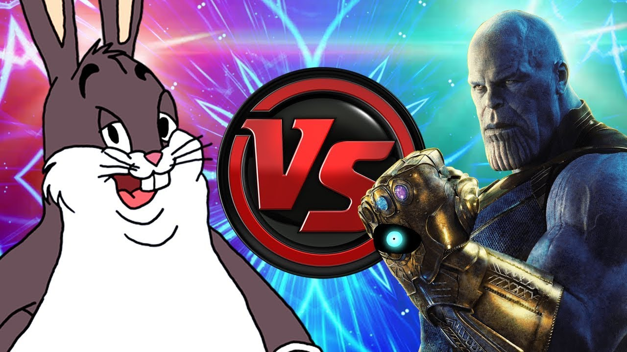 Images Of Thanos Vs Big Chungus Rock Cafe