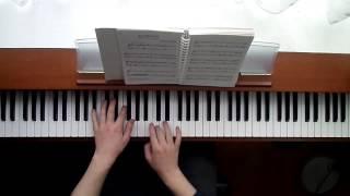 Big Spender - Shirley Bassey - Piano Solo