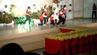 Christmas Pop Dance (Siena Week 2011)