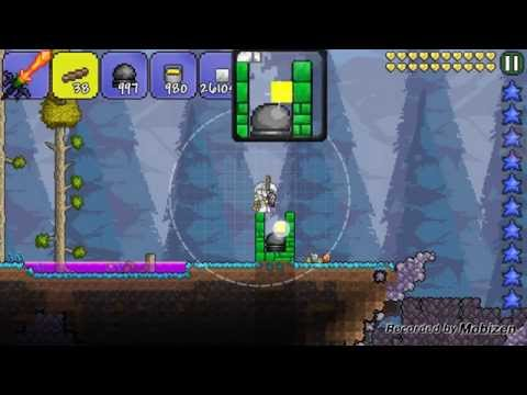 How to Make an Invincibility Chamber in Terraria - YouTube