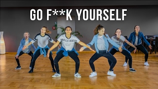 Go Fuck Yourself - Two Feet / Choreography / Tanzschule dance&more Essen