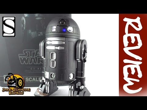 Sideshow | Star Wars Rouge One C2-B5 Review [German/Deutsch]