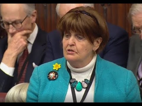 House of Lords: Baroness Cox speaks up for Nigerian Christians