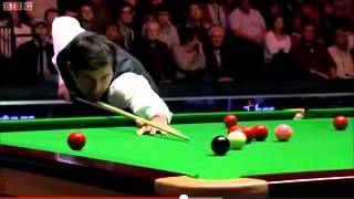 Willie Thorne and John Virgo Go Mental!!!- funny snooker commentary