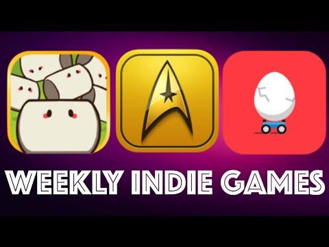 Marshmallow Tower, Egg Car... | Weekly Mobile Games Ep. 18 | IOS, Android