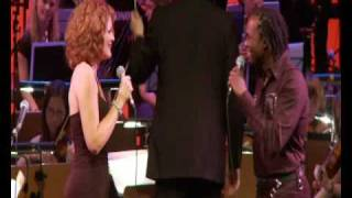 "Nicole Berendsen & David Michael Johnson sing ""Endless love"""