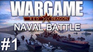 Wargame Red Dragon Naval - Sinking Ships #1