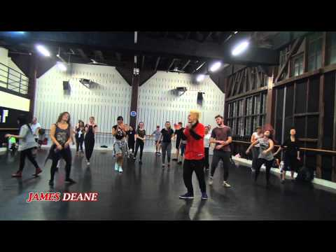 Ooh Wee - Mark Ronson, Ghostface Killah, Trife Diesel Ft. Nate Dogg | Choreography by James Deane