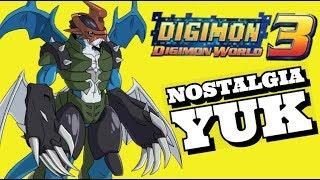 [√ LIVE #743 ] DIGIMON WORLD 3 ( EP.3 ) | #NOSTALGIA Walkthrough Longplay