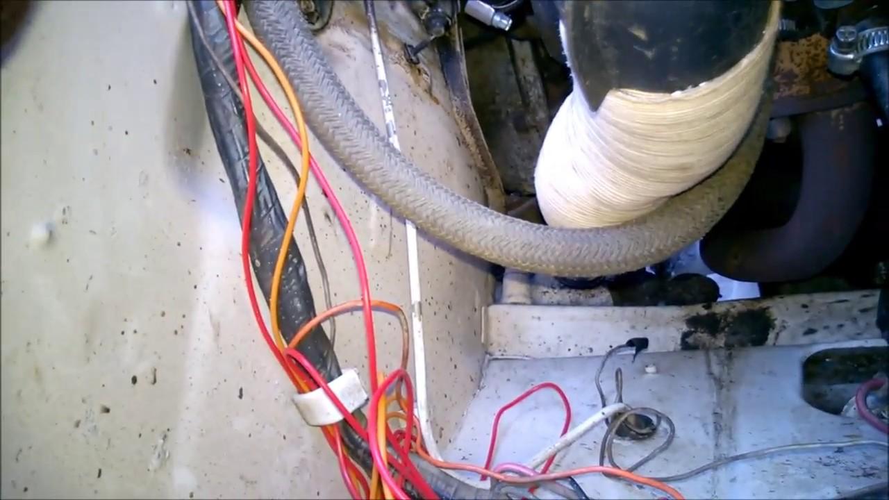 Установка электровентилятора радиатора охлаждения на ВАЗ 2106 (классика)