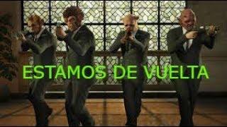 GTA V OLINE (Con AMIGOS) EN DIRECTO)