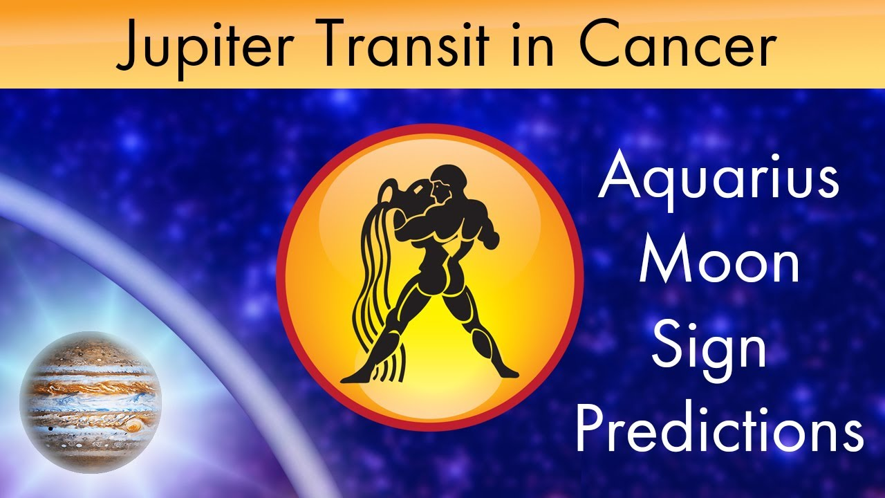 Jupiter transit in cancer 2014 aquarius moon sign guru peyarchi predictions astroved