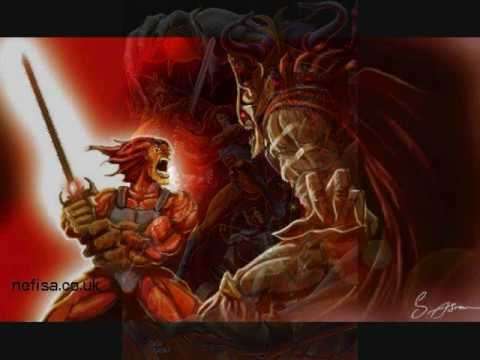thundercats intro theme song