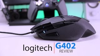 logitech g402 hyperion fury review | Best FPS gaming mice
