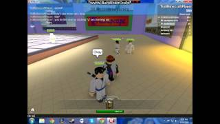Cool glitches on Roblox Martial arts battle Arena