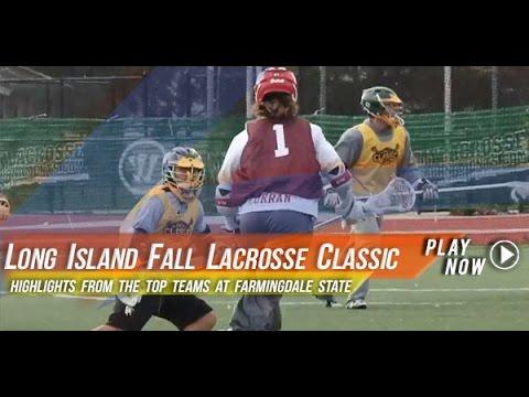 Fall Classic Lacrosse Long Island