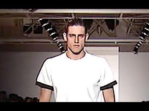 CALVIN KLEIN Spring Summer 2013 Menswear Milan - Fashion Channel