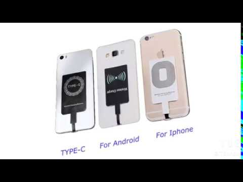 How to work of wireless charging receiver