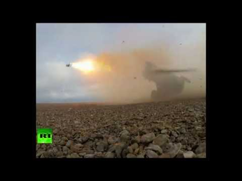 Live fire raw: Russian Arctic fleet drills, testfires multiple missile systems