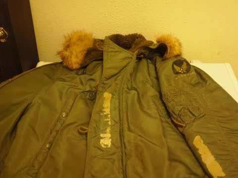 My review of the USAF N3B winter parka
