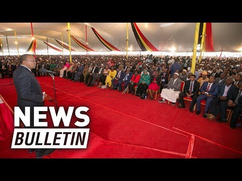 Uhuru: There is no power vacuum in Kenya