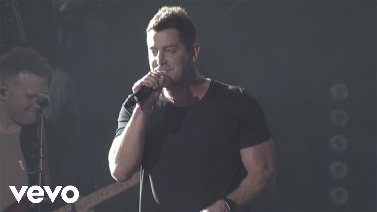 Jeremy Camp - Can't Be Moved (Official Live Video)