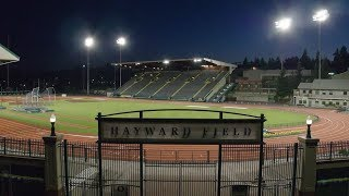 How Historic Hayward Field's magic atmosphere has inspired runners young and old